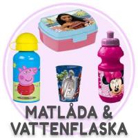 Matlåda & Vattenflaska