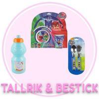 Tallrik & Bestick