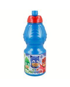 Pyjamashjältarna  vattenflaska 400 ml - Hero