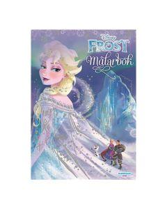 Disney Frozen 2 Målarbok