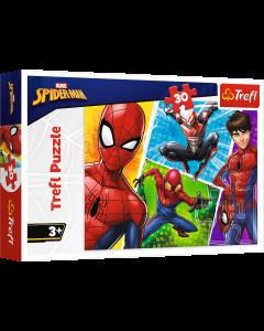 Spiderman pussel 30 bitar