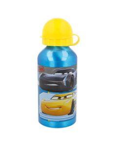 Cars aluminium vattenflaska 400 ml