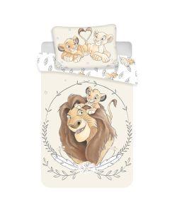 Junior bäddset Lejonkungen