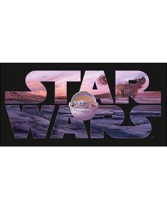 Baby Yoda Handduk