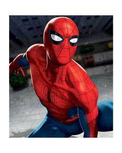 Spiderman handduk