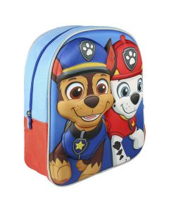 Paw Patrol ryggsäck 3D - Chase & Marchall