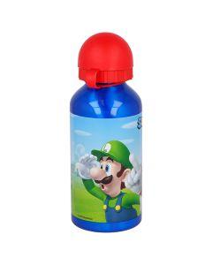 Super Mario aluminium vattenflaska