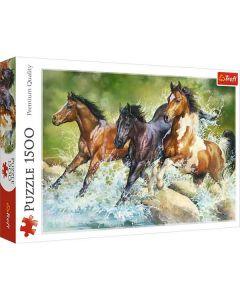 Horses pussel 1500 bitar