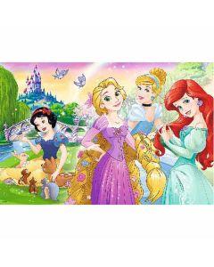 Disney Princess Pussel 100 bitar