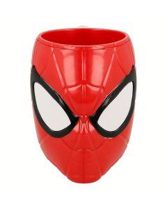 Spiderman mugg 3D