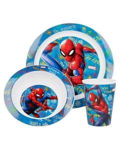 Spiderman måltidsset