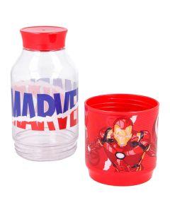 Avengers vattenflaska Snack