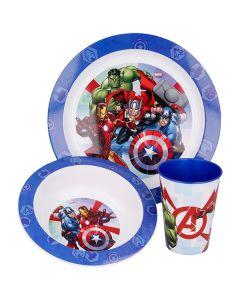 Avengers måltidsset