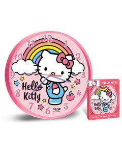 Hello Kitty väggklocka