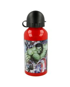 Avengers aluminium vattenflaska 400 ml