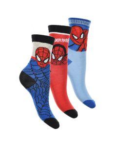 Spiderman strumpor 3-pack