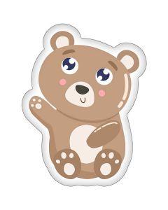 "Kudde ""Teddy bear"""