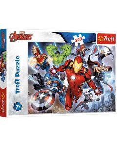 Avengers pussel 200 bitar