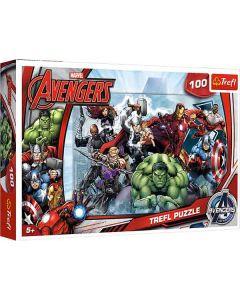 Avengers pussel 100 bitar