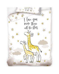 Junior Bäddset Giraff