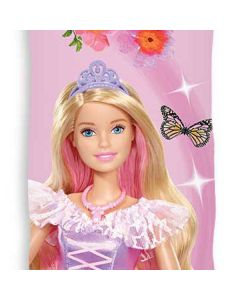 Barbie handduk