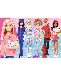 Barbie pussel 100 bitar