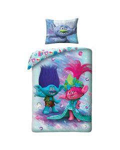 Trolls sängkläder