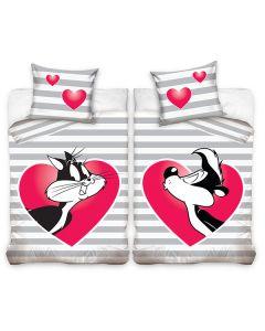 Pepe Le Skunk Sängkläder