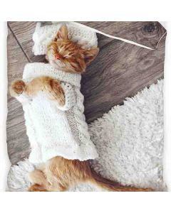 Katt sängkläder