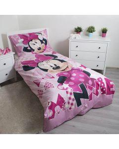 Mimmi Pigg sängkläder - Självlysande