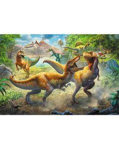 Dinosaurier pussel 160 bitar