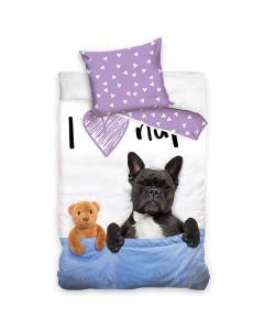 Hund sängkläder