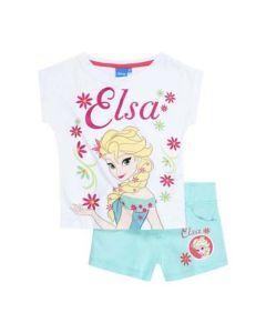 Frost Elsa T-shirt & Shorts