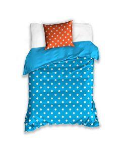Colorful Sängkläder blå