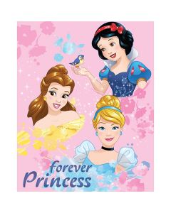 Princess Fleecefilt
