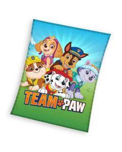 Paw Patrol Fleecefilt Pups II