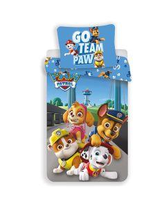 Paw Patrol sängkläder pup heroes