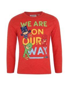 pyjamashjältarna tröja - Way