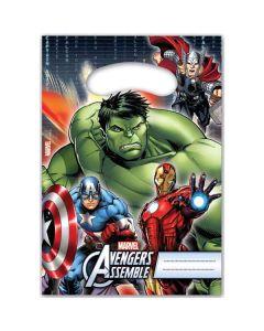 Avengers Kalaspåsar 6 st