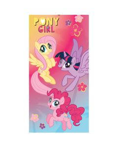 My little pony handduk