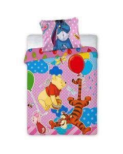 Junior sängkläder Nalle Puh