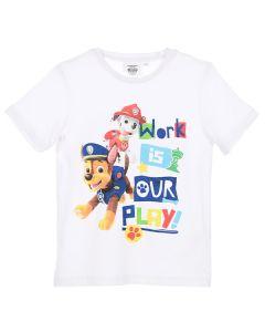 Paw Patrol T-shirt - Chase/Marshall