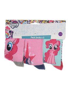 My little pony strumpor 3 st - Star