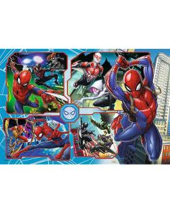 Spiderman pussel 160 bitar