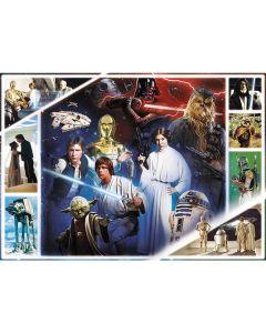 Star Wars pussel 1000 bitar