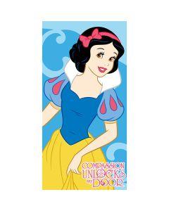 Disney Princess handduk Snövit